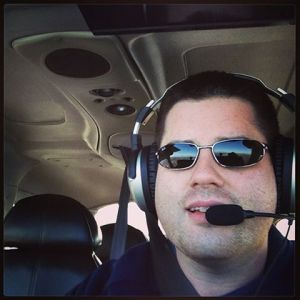 Flying solo on 4/2 to celebrate a decade since my first solo!