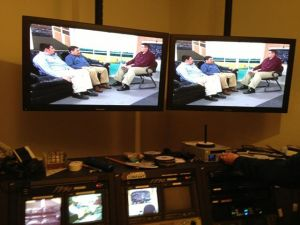 Recorded 1st episode of my Aviation Adventures television show. 2/18