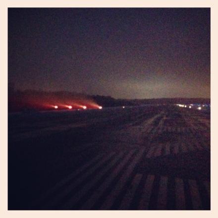 PAPI at night