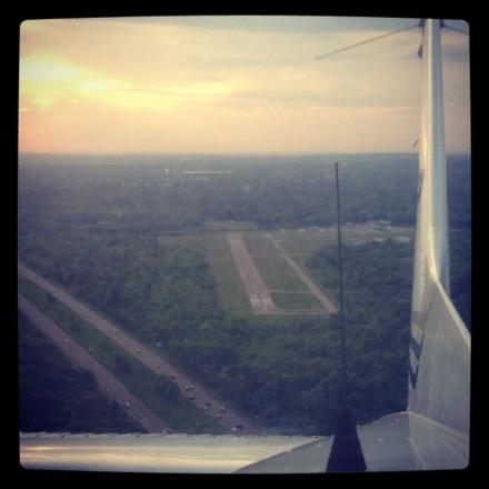 departing 1B9 (5/26)