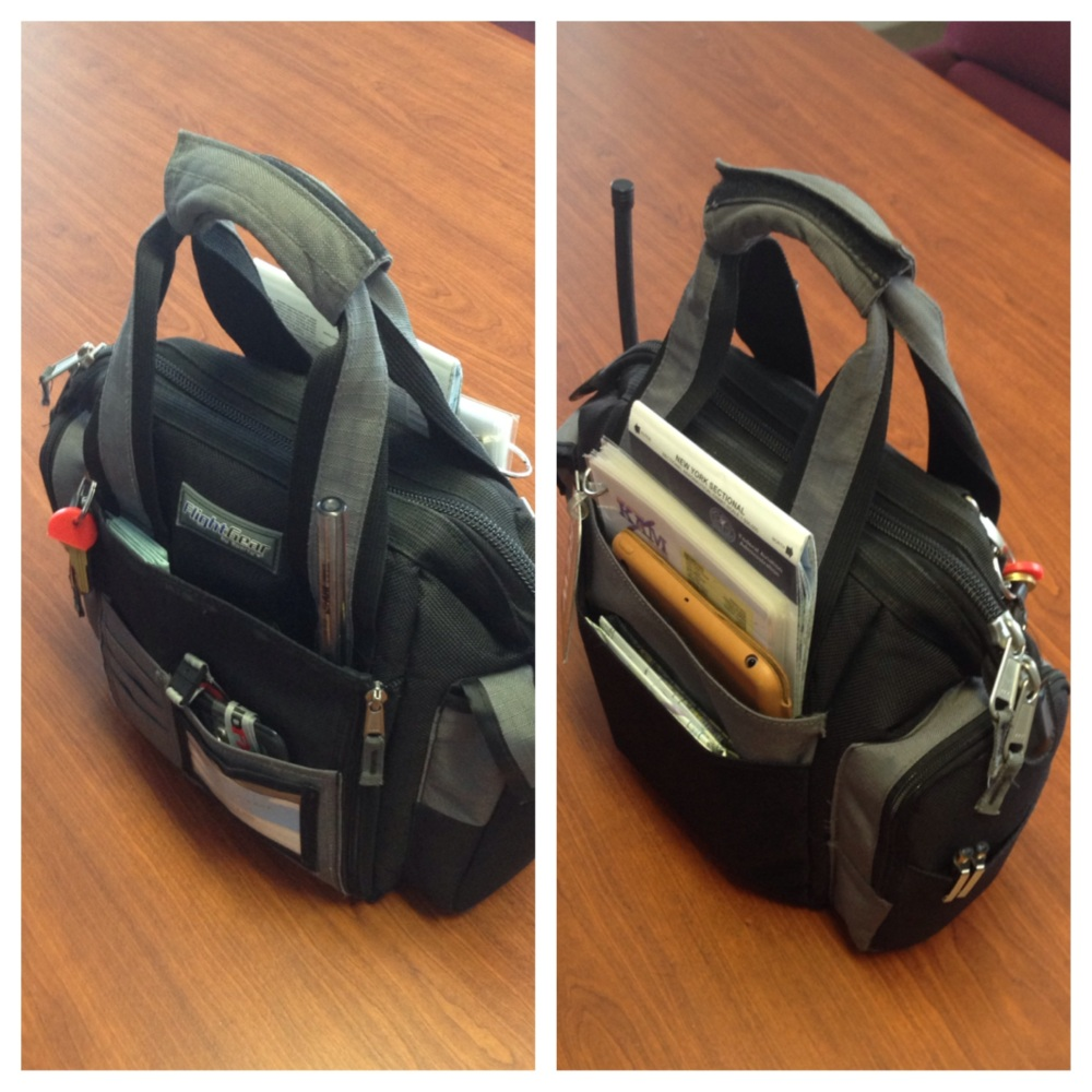 Pick the flight bag that FITS your mission & supplies! (1/3)