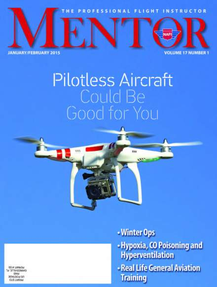 cover from Mentor Jan-Feb 2015
