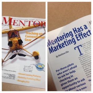 Mentor Article 2014