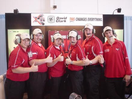 BSC Flight Team & DC