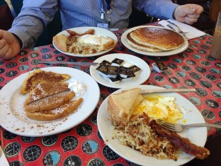 midfield breakfast