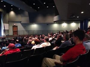 great attendance