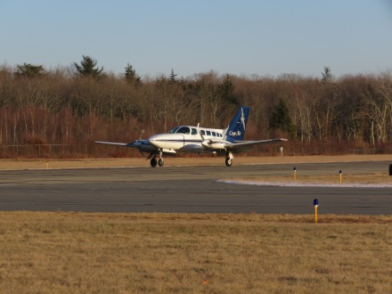 Cape Air rolling out