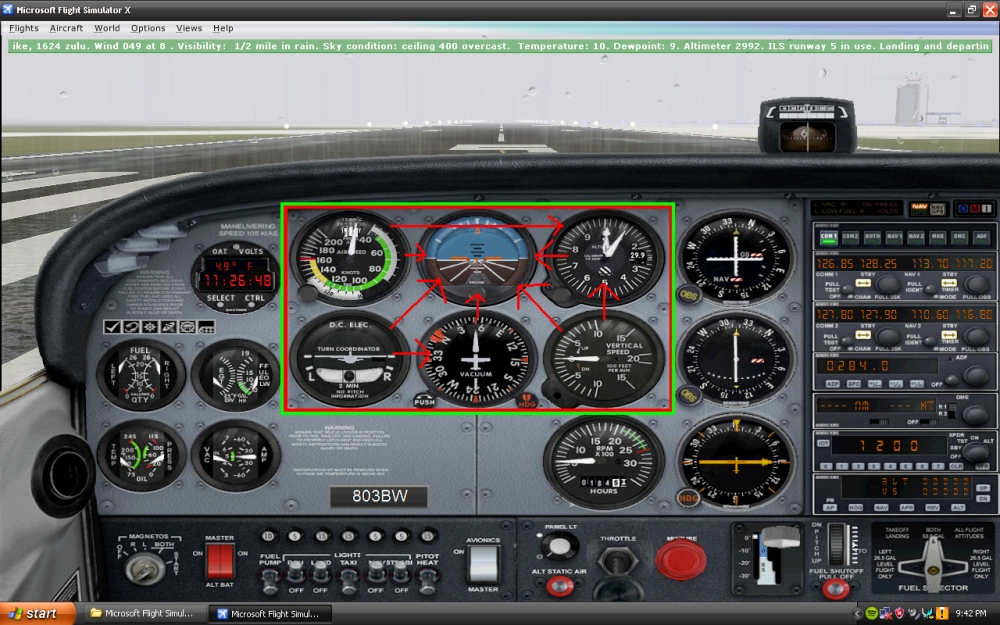 The 5 Benefits of Flight Simulator X for IFR Pilots (1/6)