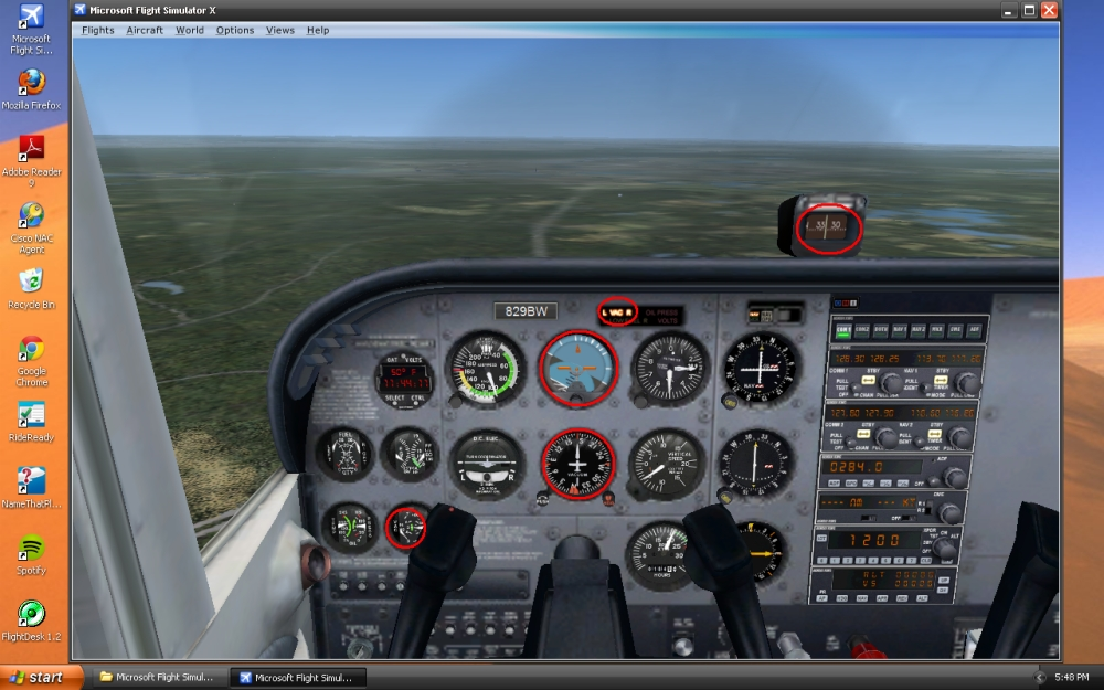 The 5 Benefits of Flight Simulator X for IFR Pilots (2/6)