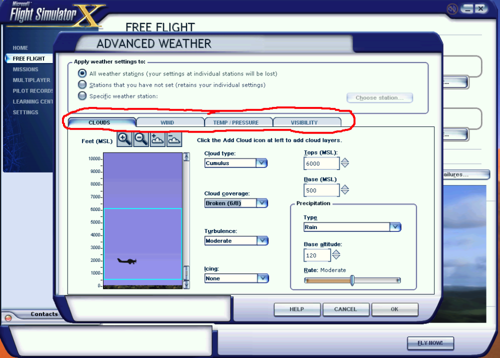 The 5 Benefits of Flight Simulator X for IFR Pilots (5/6)