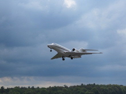 Citation X on its way! (6/13)
