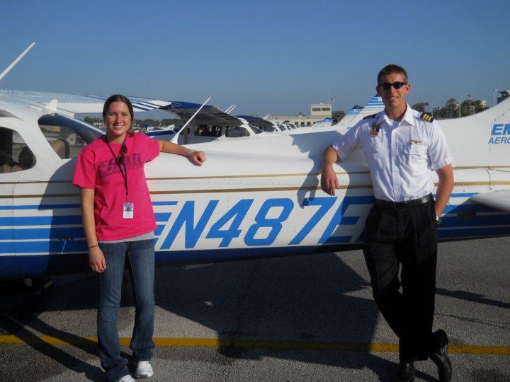The Hobby of Flying is for Men & Women! (1/2)