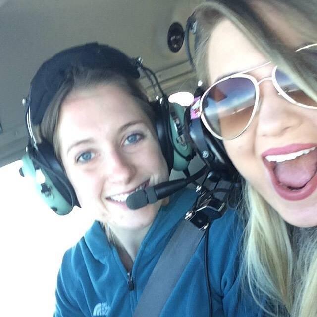 The Hobby of Flying is for Men & Women! (2/2)