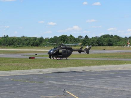 Army heli 7/22