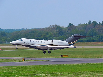A Cessna Citation X