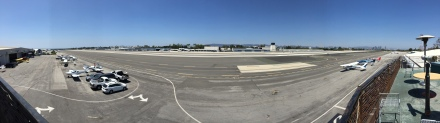 A pano shot of KSMO, open just the image for a great view!