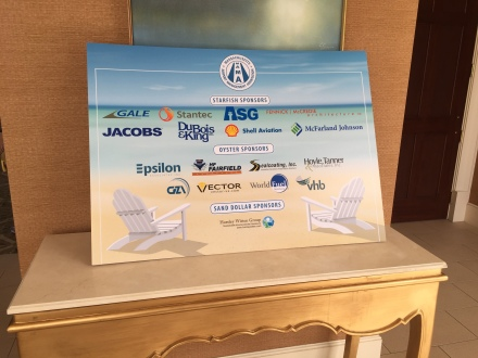 The conference was only possible because of the generosity of so many great sponsors!