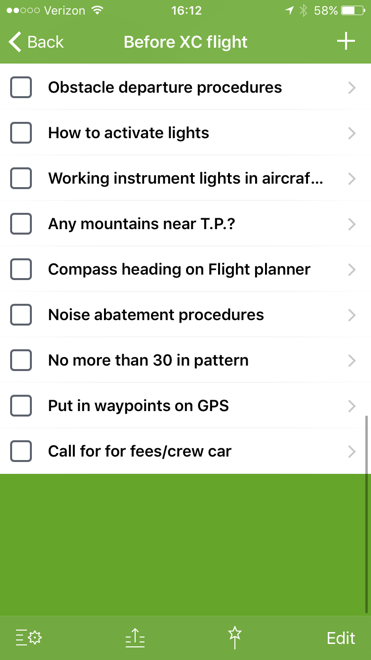 sending students solo a flight instructor s checklist review